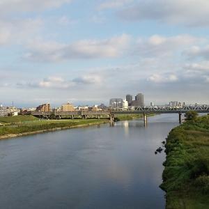 【訪問記】雨上がりの多摩川河川敷(2020.09.27)