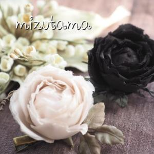 白薔薇さんと黒薔薇さん&イベント告知