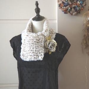 編み物♪…夏だけど冬物。