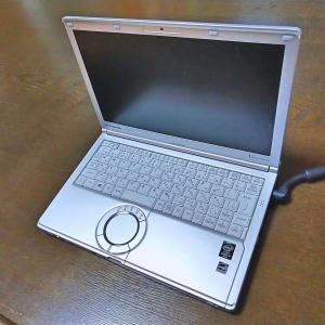 ペットブログを書いているパソコン Windows7サポート終了…。これを機に中古パソコンを買う。