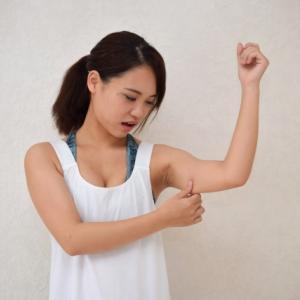 パームカールで二の腕がスッキリ引き締める!簡単に手軽なやり方