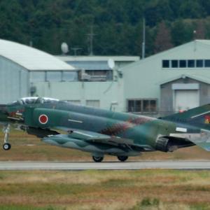 2603.  空自 ファントムⅡ F-4EJ改 / 茨城空港