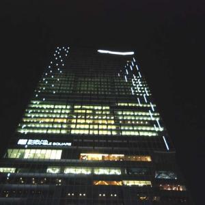 2606.  渋谷スクランブル・スクエアから眺めた 渋谷バスターミナル