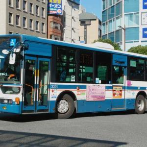 2608.  京成バス エアロスター