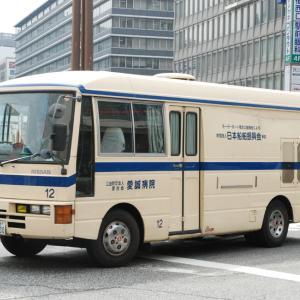 2660.  日産シビリアン(2代目中期型) / 愛誠病院