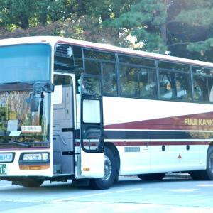 2667.  富士観光バス 初代ガーラ