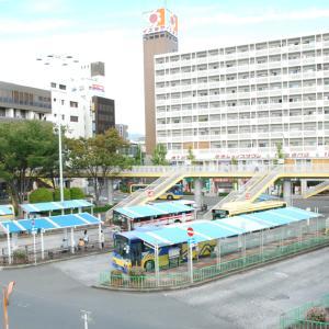 2686.  JR茨木駅バスターミナル