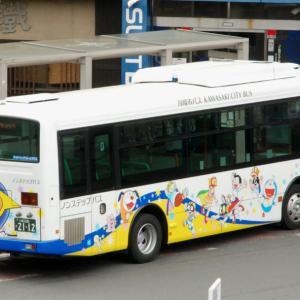 """2720.  川崎市営バス エルガミオ / """"パーマン号"""""""