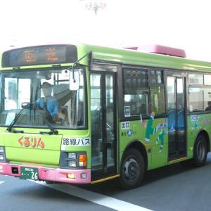 """2721.  上信バス 7mエルガミオ """"ぐるりん"""""""