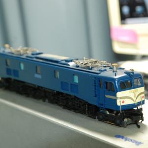 番外  【模型】 EF58  / 天賞堂