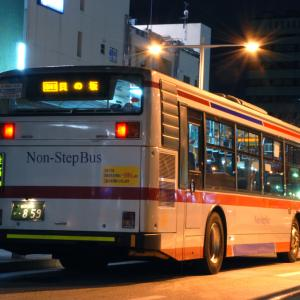 """2754.  東急バス BRC フルノン """"リア"""""""