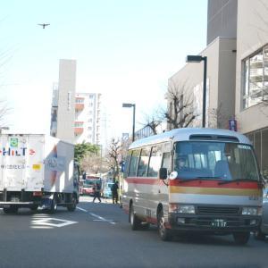 """2793.  東急バス コースター """"特定車"""""""