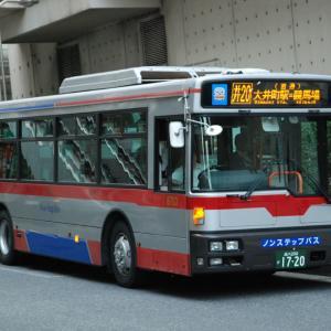 2795.  東急バス 96MC(日デ) 大井町~競馬場