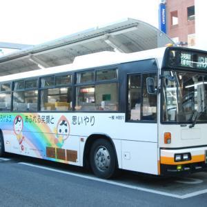 2802.  下津井電鉄バス 96MC(日野HU)