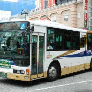 2817.  京王バス東 エアロスター ワンロマ