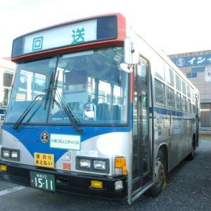 2827.  新潟交通観光 ジャーニーK(前後ドア)