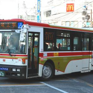 2835.  東急バス 96MC(日デJP) 20周年記念塗装 ②