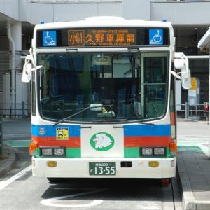 2847.  伊豆箱根バス キュービック
