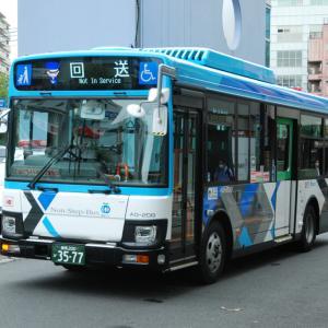 """2882.  西武バス レインボー """"ニューカラー"""""""