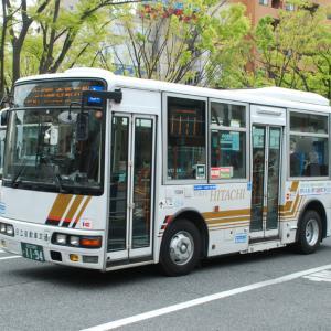 2904.  日立自動車 エアロミディME