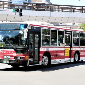 3047.  立川バス エアロスター