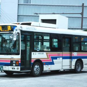 3050.  中鉄バス レインボーⅡ