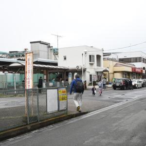 """3051.  樋川駅(ターンテーブル)探訪 """"飛び込みの高崎線"""""""