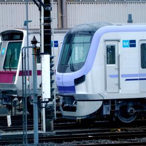 3054  半蔵門線 8000系&18000系