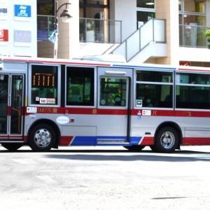 3063. 東急バス エアロミディ(PA-MK)