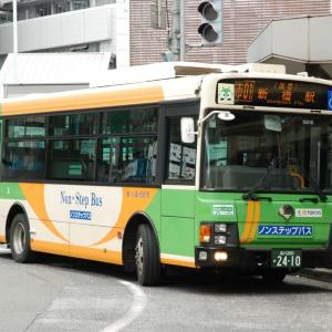 3100. 都バス エルガミオ