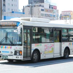 3128.  京成タウンバス エルガミオ