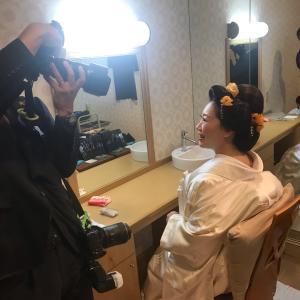 播磨国総社ブライダル(日本髪の花嫁様)