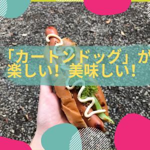 子どもが楽しく作れるキャンプ飯!「カートンドッグ」がおすすめ!