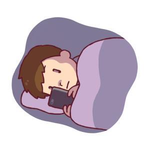 薄毛を促進させる原因 睡眠不足