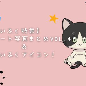 【だいふく特集】Twitter写真ツイートまとめVol.4&新だいふくアイコン作成!