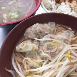 馬祖東引島で食べたお昼と豆花デザート