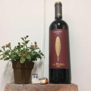 今宵酒 イタリア産LA PIUMA