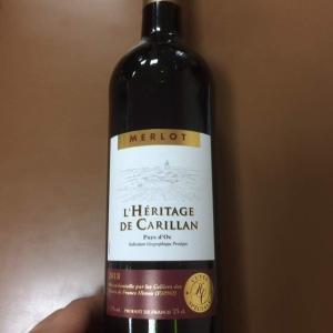 今宵ワイン