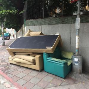 台北で良く見られる光景3つ