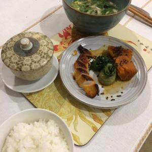 先日の茶碗蒸し定食etc&意外とおススメ台湾土産
