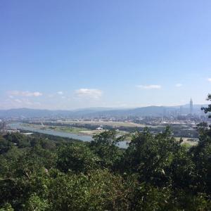 劍潭山で発見 キュートな景色(台北)