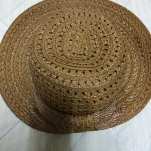 NETで買い物 台湾必須麦わら帽子