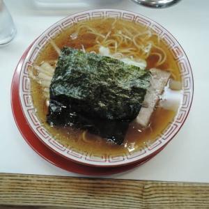 「中華そば ラッキー」で食べてきた