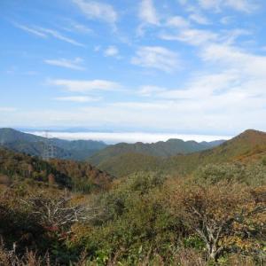 仙台神室岳へ