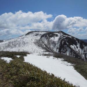 GWに山伏岳と高松岳