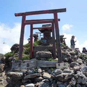 「秋田駒ケ岳」へ山登り