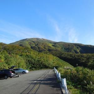 鳥海山登山(二十数年ぶり)