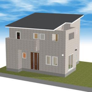 一条工務店からの間取り【新築一戸建て】その4~ルーフバルコニーのある家