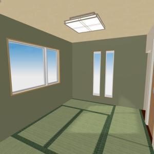 間取り詳細【和室】仕様やこだわり、後悔、オプション、電気設備