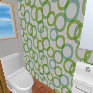 間取り詳細【2階トイレ】仕様やこだわり、後悔、オプション、電気設備